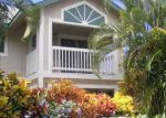 Foreclosed Home in Kailua Kona 96740 75-6081 ALII DR APT B103 - Property ID: 3318795