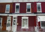 Foreclosed Home in Philadelphia 19146 1352 S STANLEY ST - Property ID: 3370577