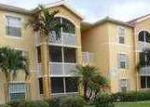 Foreclosed Home in Fort Myers 33901 4149 RESIDENCE DR APT 809 - Property ID: 3497304