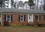 Foreclosed Home in Oxford 27565 4518 HIGHT RD - Property ID: 3500713