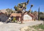 Foreclosed Home in Yucca Valley 92284 54930 BENECIA TRL - Property ID: 3579429