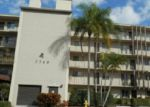 Foreclosed Home in Fort Lauderdale 33351 7760 NW 50TH ST APT 107 - Property ID: 3623076