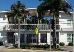 Foreclosed Home in Miami Beach 33141 8080 TATUM WATERWAY DR APT 21 - Property ID: 3623547